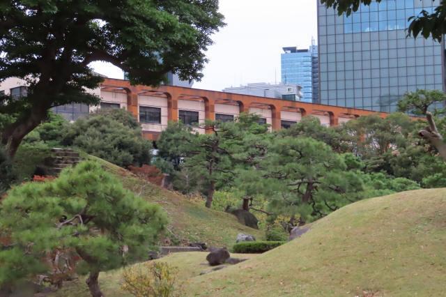 浜松町駅構内跨線橋201124