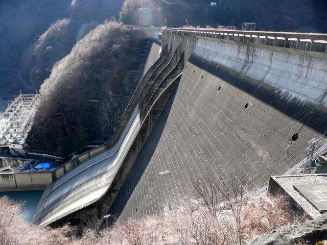 畑薙第一ダム