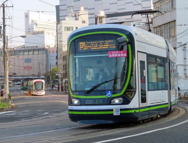 広島の路面電車190408