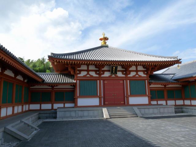 法隆寺090712