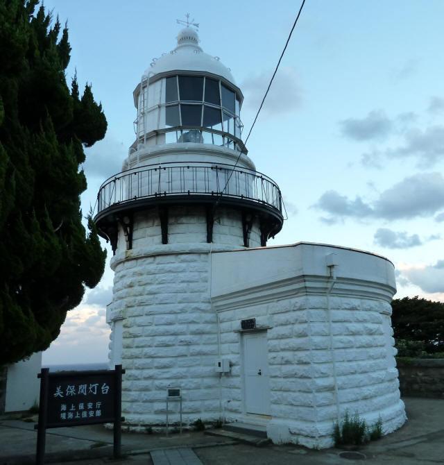 美保関灯台2