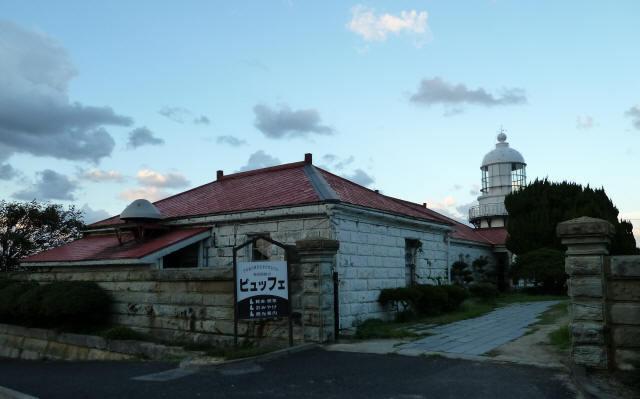 美保関灯台3