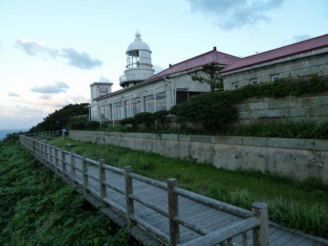 美保関灯台4