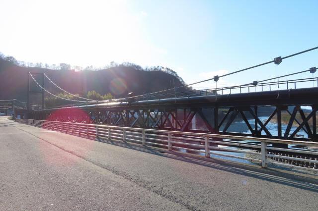 馬越水管橋4