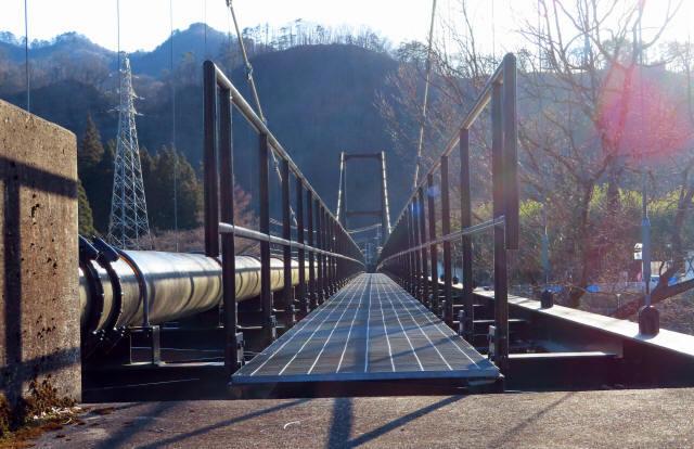 馬越水管橋9
