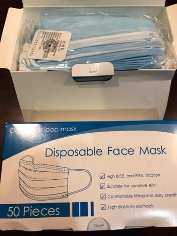 アリ エクスプレス マスク