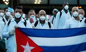 キューバの医療団