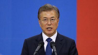ムン・ジェイン(文在寅)大統領