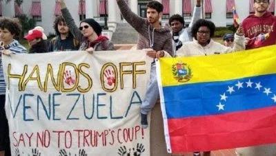 ベネズエラ hands_off