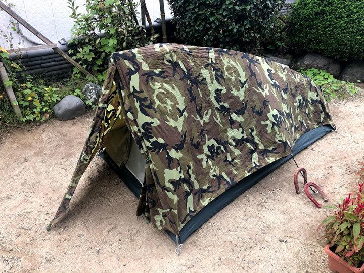 お庭キャンプ-(3)