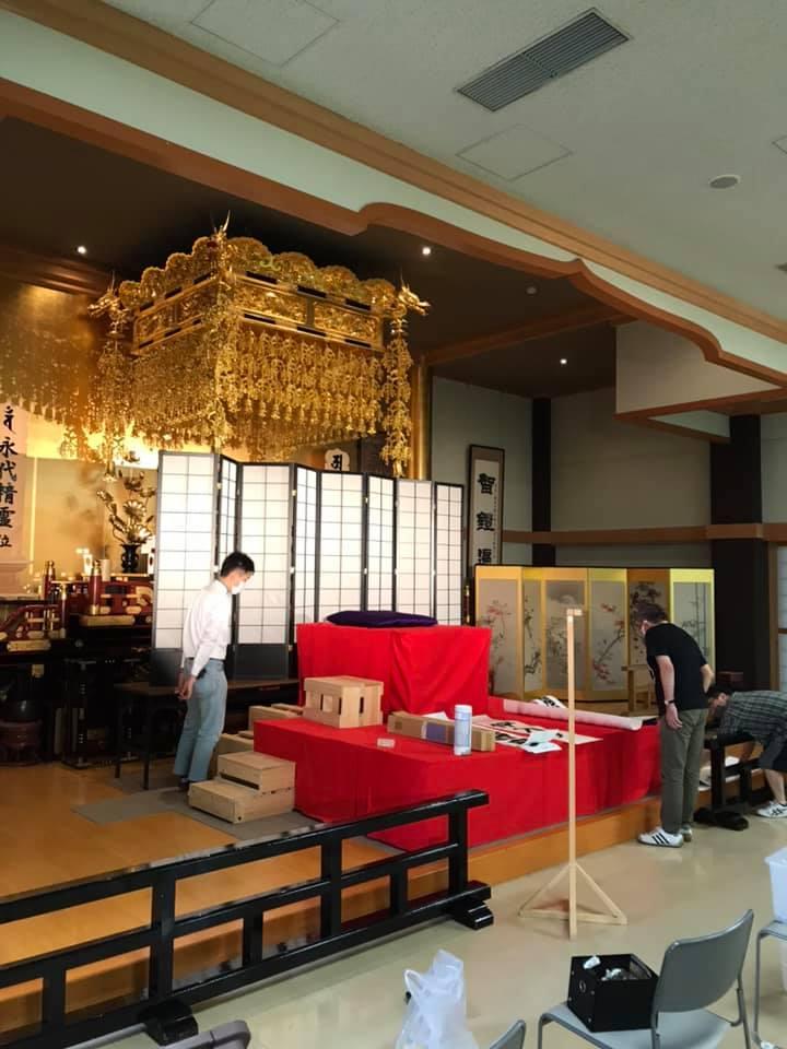 新栄寺場内2