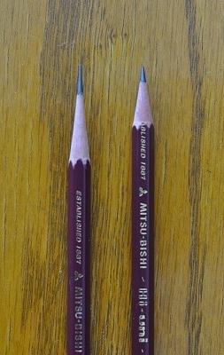 アスカの鉛筆削り (1)