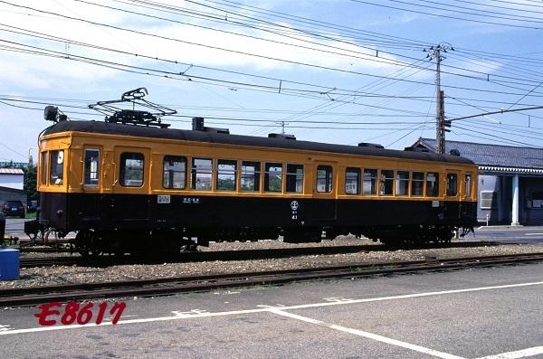 wモハ41 Z323P-1