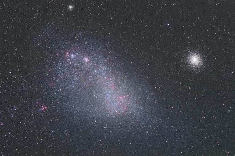 ニュージーランド 小マゼラン星雲