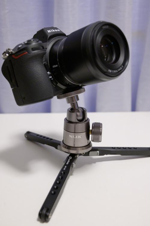 LEOFOTO MT-03 自由雲台 Z6