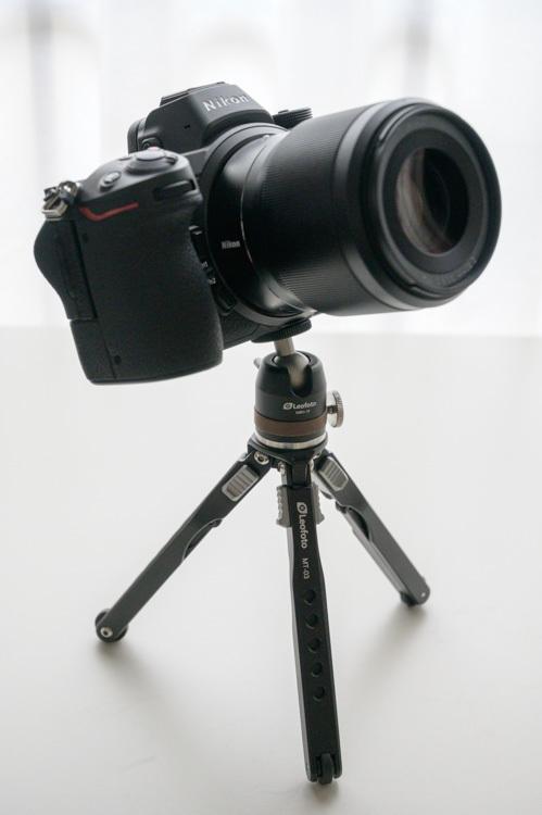 LeoFoto MBH-19 Nikon Z6