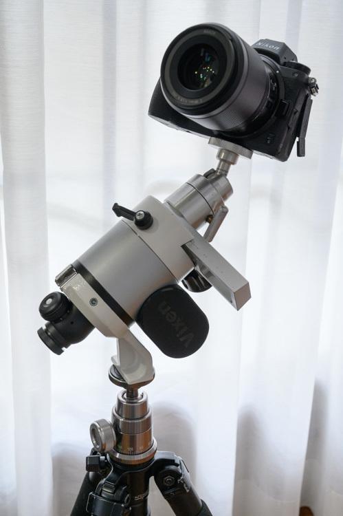 ビクセン AP赤道儀 星空雲台