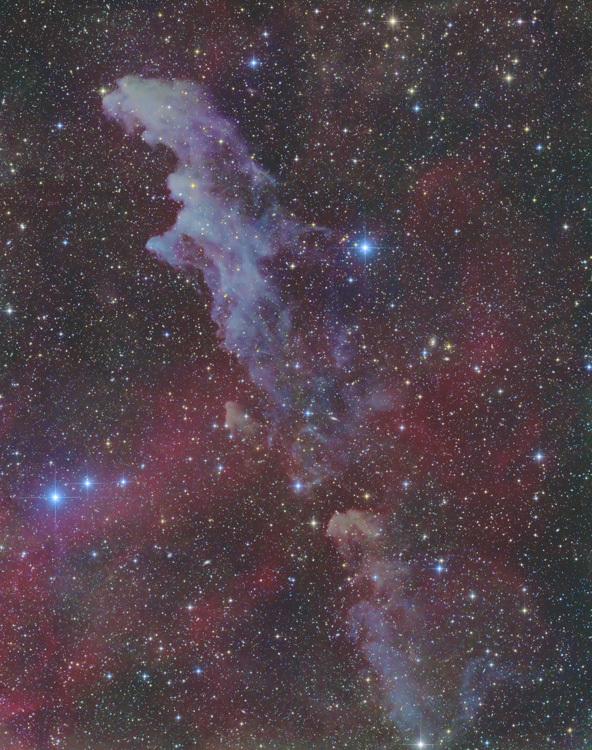 IC2118 魔女の横顔 星雲 オリオン座 Nikon Z6