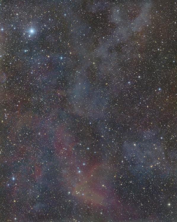 オリオン座 Sh2-278 星雲 Z6