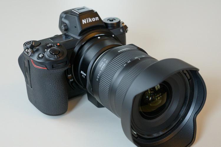 Nikon Z6 天体写真