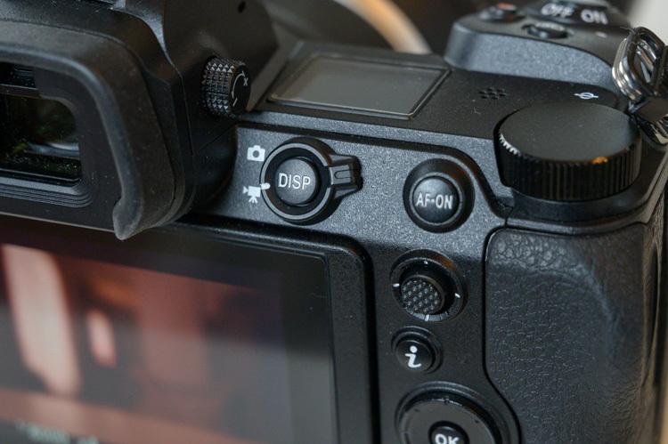 Nikon Z6天体撮影 動画モード
