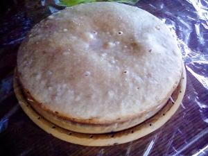 あんこケーキ、小麦粉、ベーキングパウダー、マヨネーズ、2020年6月5日