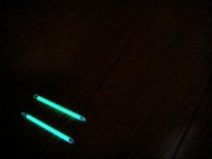 Glow HOTARU60,グローライト,点灯,2020年6月15日