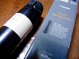 ワンプッシュステンレスボトル、象印、SM-TA60シリーズ