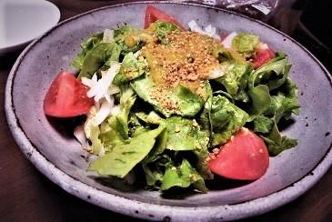 新玉サラダ