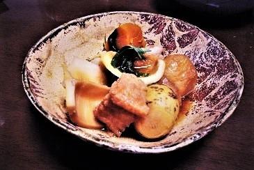 タケノコ煮物