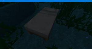 マイクラ ベッド 水中で寝る 裏技 水中睡眠
