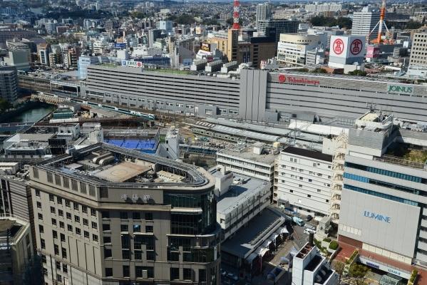 2020年2月18日 JR東日本東海道本線 横浜~戸塚 251系