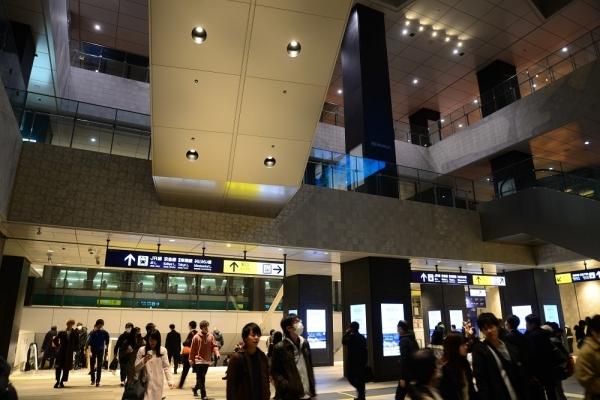 2020年2月18日 JR東日本東海道本線 横浜 251系