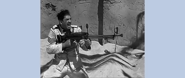 肉弾鬼中隊(1934)