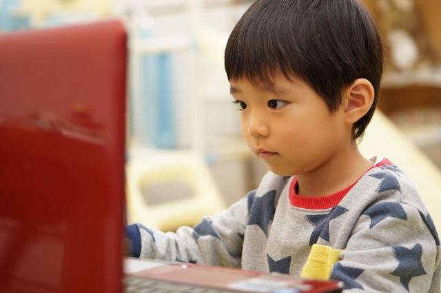 動画 パソコン 学習 子ども