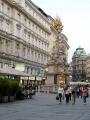 The plague column, Vienna