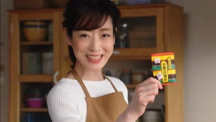 コマーシャル 女優 永谷園