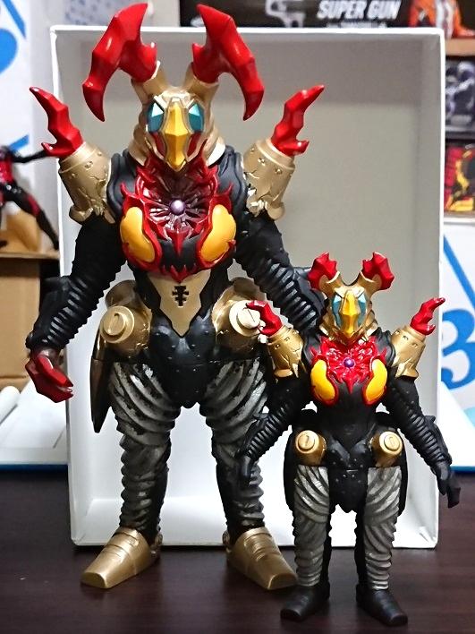 ウルトラ怪獣シリーズ ペダニウムゼットン8