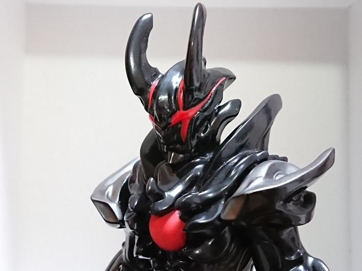 中国限定ソフビ ウルトラ怪獣シリーズ ダークルギエル5