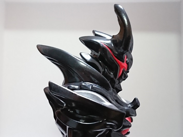 中国限定ソフビ ウルトラ怪獣シリーズ ダークルギエル6