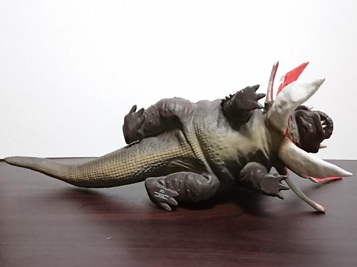 ウルトラ大怪獣シリーズ5000 ガボラ4