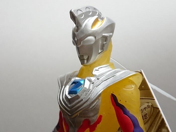 ウルトラヒーローシリーズ ウルトラマンゼット ガンマフューチャー スペシャルカラーver5
