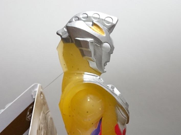 ウルトラヒーローシリーズ ウルトラマンゼット ガンマフューチャー スペシャルカラーver6