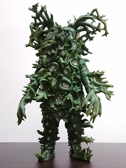 ウルトラ大怪獣シリーズ5000 ワイアール星人0