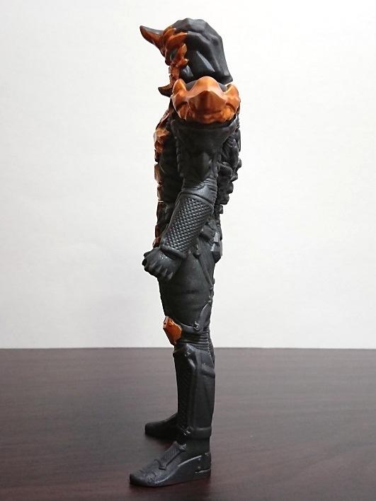 中国限定ソフビ ウルトラ怪獣シリーズ ジャグラスジャグラー1