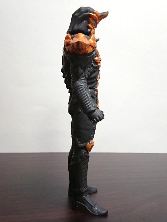中国限定ソフビ ウルトラ怪獣シリーズ ジャグラスジャグラー2