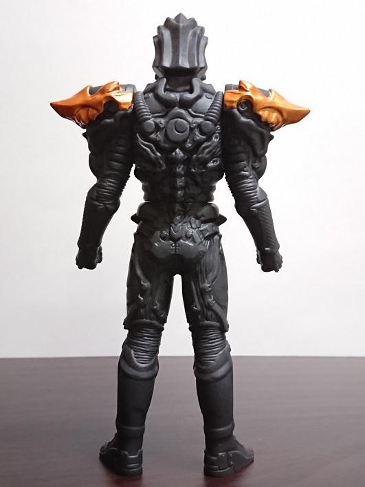 中国限定ソフビ ウルトラ怪獣シリーズ ジャグラスジャグラー3