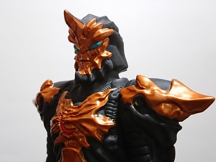 中国限定ソフビ ウルトラ怪獣シリーズ ジャグラスジャグラー5