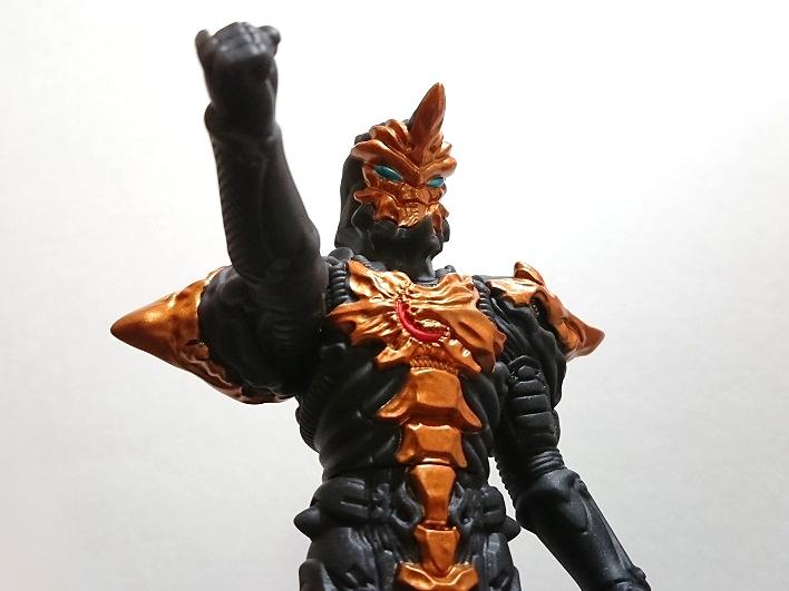 中国限定ソフビ ウルトラ怪獣シリーズ ジャグラスジャグラー8