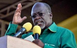 タンザニア大統領